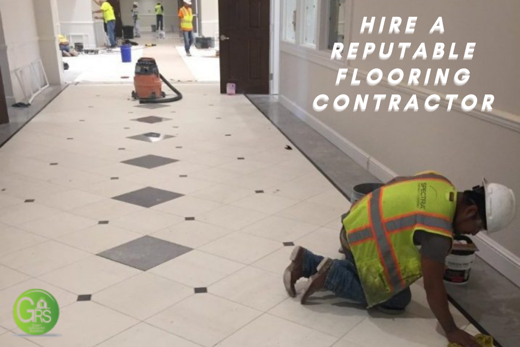 Reputable Flooring Contractor Los Angeles