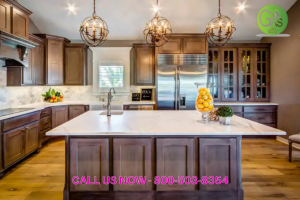 Hire kitchen remodeling service contractor