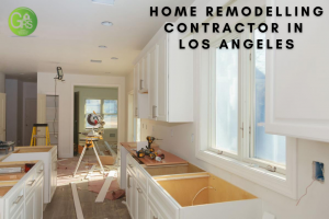 Remodelling Contractor in Los Angeles
